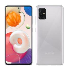 Samsung Galaxy A51 128GB Haze Crush Silver