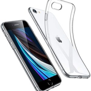 Maskica za iPhone SE 2020 prozirna