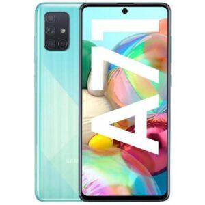 Samsung Galaxy A71 128GB Prism Crush Blue