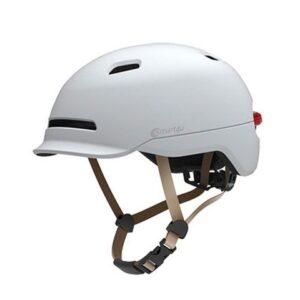 Smart4u City Riding Smart Flash Helmet Bijela L