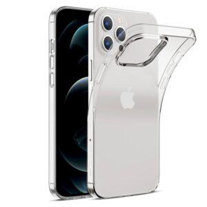 Maskica za iPhone 12 Pro Max prozirna
