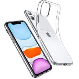 Maskica za iPhone 11 prozirna