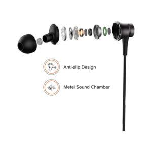 Xiaomi Mi In-Ear Headphones Basic Crne Slušalice