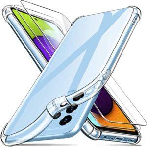 Maskica za Samsung Galaxy A52 prozirna