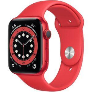 Apple Watch Series 6 GPS, 44mm, Red
