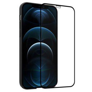Zaštitno staklo za iPhone 12 Pro prozirno 3D