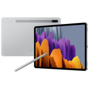 """Samsung Galaxy Tab S7 11"""" LTE, 128GB 6GB RAM, Mystic Silver"""