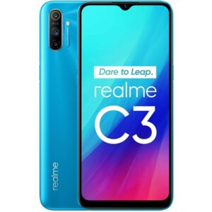 REALME C3 64 GB Frozen Blue
